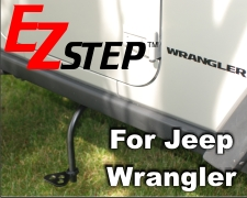 EZ step for Jeep